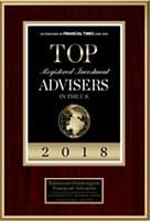 Top Financial Advisers in the US 2018