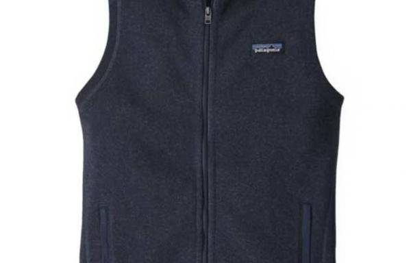 Patagonia Women's New Navy Better Sweater Vest 2.0