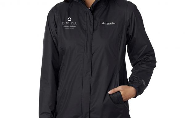 Columbia Women's Navy Arcadia II Rain Jacket