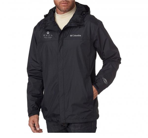 Columbia Men's Black Watertight II Jacket