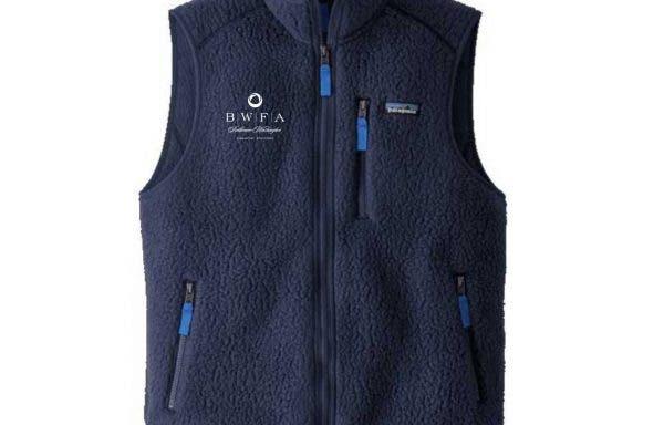 Patagonia Men's New Navy Retro Pile Fleece Vest