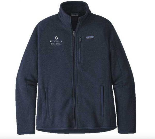 Patagonia Men's New Navy Better Sweater Jacket 2.0