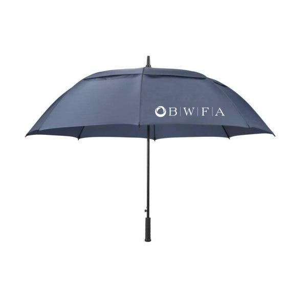 Slazenger Navy 64″ Auto Open Golf Umbrella