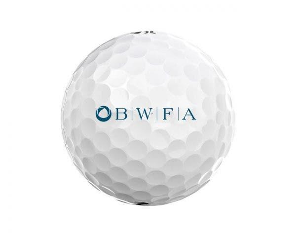 Srixon Q Star White Golf Balls with Custom Logo